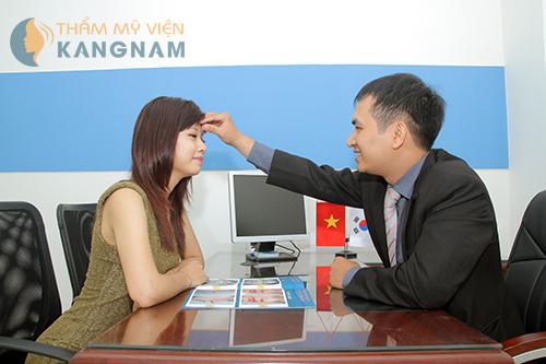 Nâng mũi tại Kangnam liệu có an toàn?1