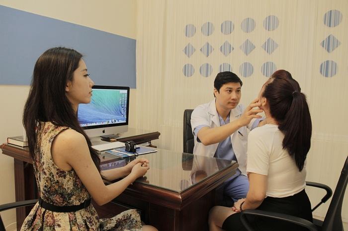 """""""Mình thật sự rất hài lòng khi nâng mũi ở Kangnam"""" – Nguyễn Hoài Thu1"""