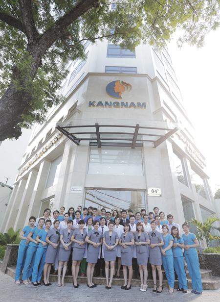 Nâng mũi tại Bệnh viện Thẩm mỹ Kangnam ở TP Hồ Chí Minh có tốt không? 5