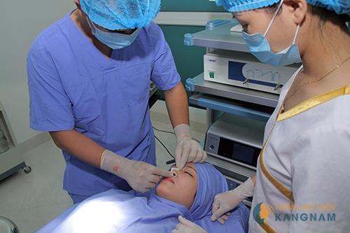 Nâng mũi tại Bệnh viện Thẩm mỹ Kangnam ở TP Hồ Chí Minh có tốt không?