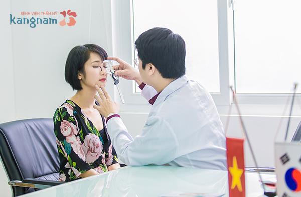 Thu nhỏ đầu mũi Kangnam 6