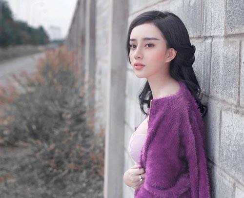 hình ảnh sau nâng mũi của Hotgirl Việt 7