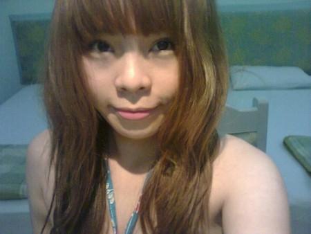 hình ảnh sau nâng mũi của hotgirl Việt