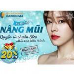 Sale off 20% ++ Nâng mũi S line 3D chuẩn Hàn – Đẹp từng milimet