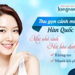 Những điều cần biết về phẫu thuật thu gọn cánh mũi tại Kangnam