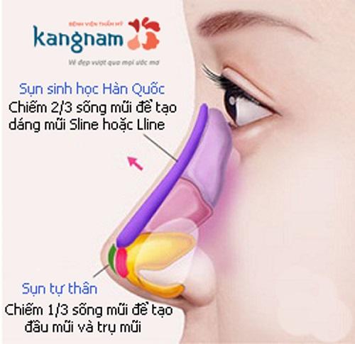 Nâng mũi cấu trúc 4D siêu âm 10