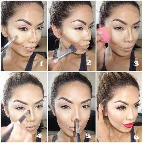 khắc phục mũi tẹt 3