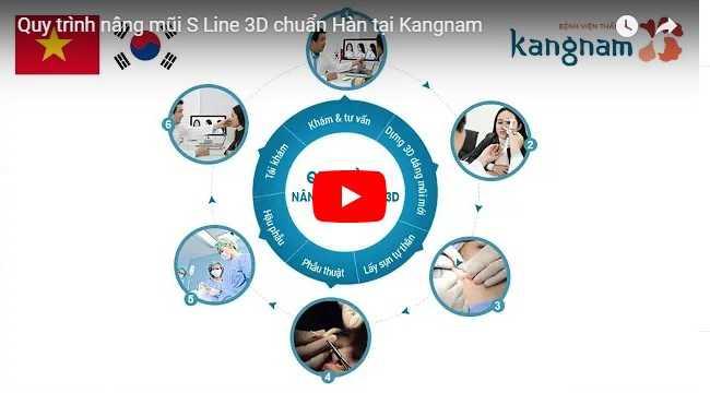 Video phẫu thuật nâng mũi tại Kangnam có tốt không vậy