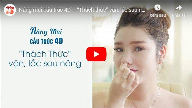 Video phẫu thuật mũi giá bao nhiêu tiền