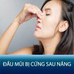 Đầu mũi bị cứng sau nâng: Nguyên nhân, giải pháp và những lưu ý quan trọng cần biết